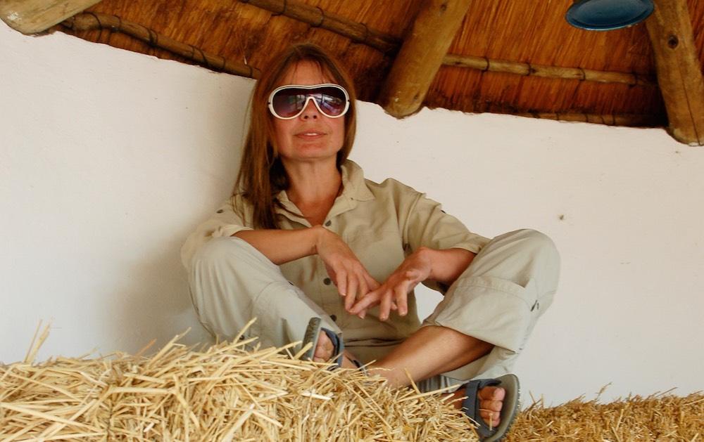 Lena Faber. Pretoria