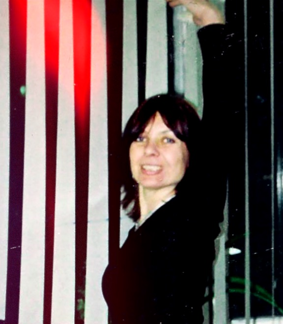 Lena Faber. Dance rehearsal, 1999