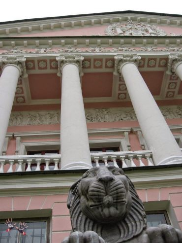 Count Peter Sheremetev's Ostankino Palace