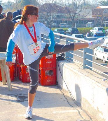 Lena Faber, Quagga race