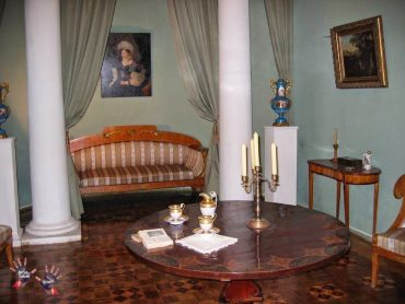 Princes Golitzins' Manor