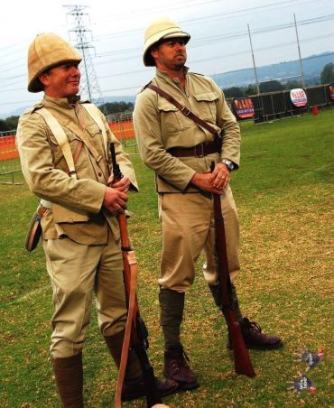 Historical Battle race, South Africa