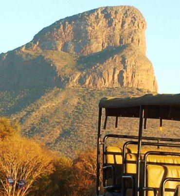 Legend golf field, South Africa