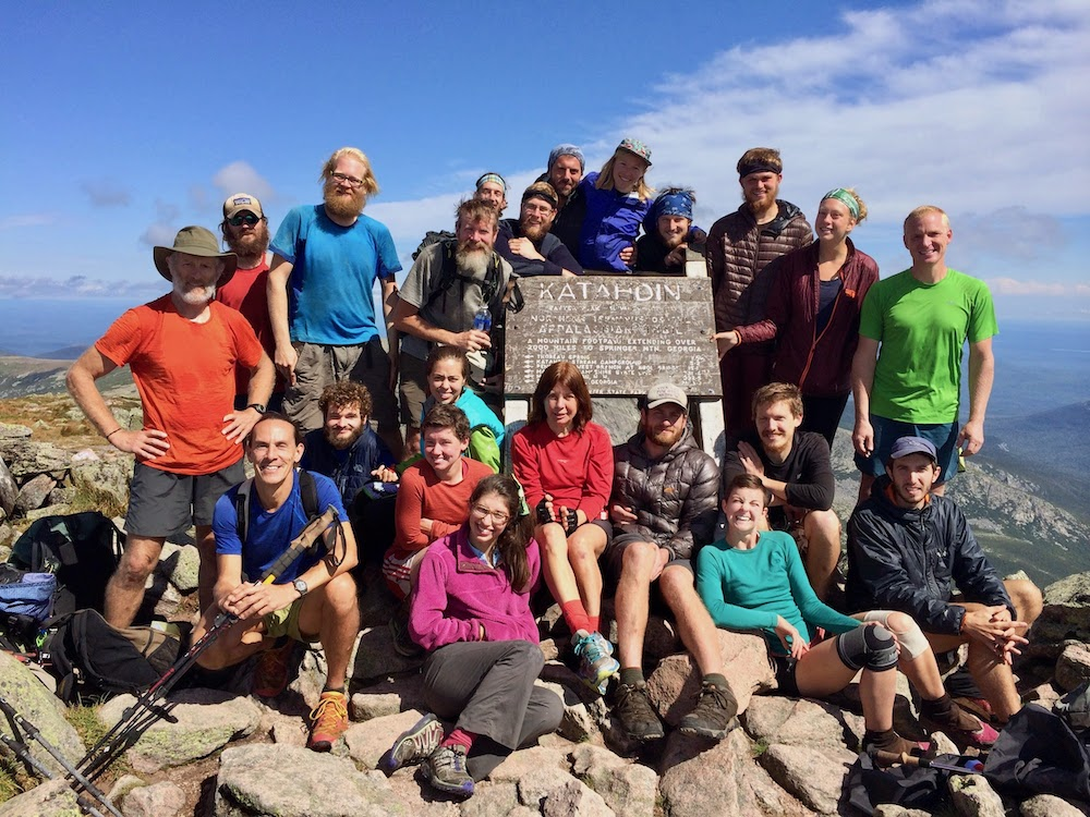 Brave's Appalachian Trail 2014