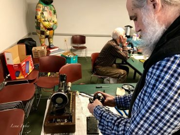 Belfast Repair Cafe, ME